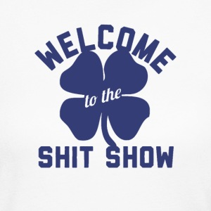 welcome shit show - Women's Long Sleeve Jersey T-Shirt