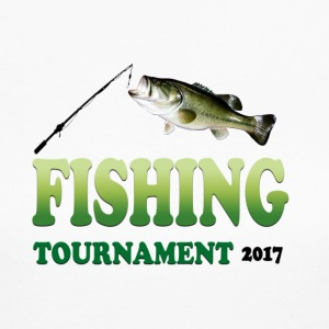 FISHING TOURNAMENT 2017 - Women's Long Sleeve Jersey T-Shirt