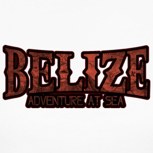 Belize Adventure at Sea - Women's Long Sleeve Jersey T-Shirt