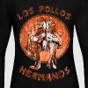 los pollos hermanos orange - Women's Long Sleeve Jersey T-Shirt