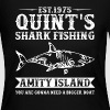 Shark Fishing Shirt - Women's Long Sleeve Jersey T-Shirt