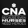 CNA Nurses Shirt - Women's Long Sleeve Jersey T-Shirt