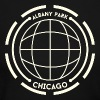 Albany Park Chicago - Women's Long Sleeve Jersey T-Shirt
