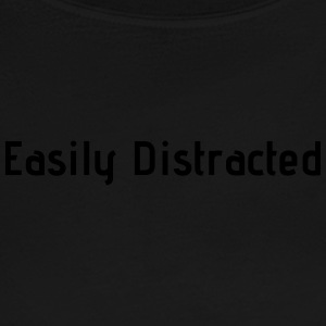 Easily Distracted - Women's Long Sleeve Jersey T-Shirt
