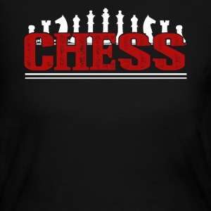 Chess Shirts - Women's Long Sleeve Jersey T-Shirt