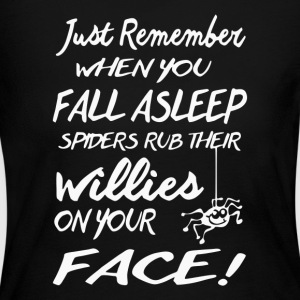SPIDER rude - Women's Long Sleeve Jersey T-Shirt
