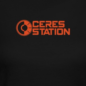 ceres station - Women's Long Sleeve Jersey T-Shirt
