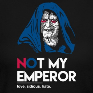 Not My Emperor - Women's Long Sleeve Jersey T-Shirt