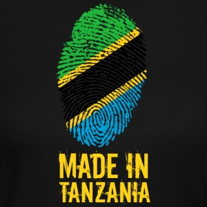 Made In Tanzania - Women's Long Sleeve Jersey T-Shirt