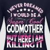 Super Cool Godmother... - Women's Long Sleeve Jersey T-Shirt