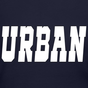 urban - Women's Long Sleeve Jersey T-Shirt