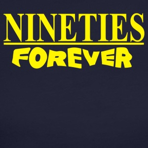 Nineties Forever - Women's Long Sleeve Jersey T-Shirt