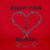 Zipper Club Member - Women's Long Sleeve Jersey T-Shirt