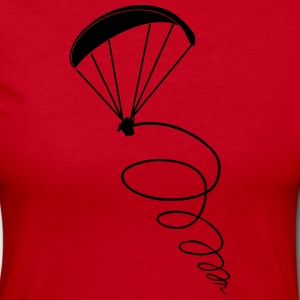 thermik paragliding - Women's Long Sleeve Jersey T-Shirt