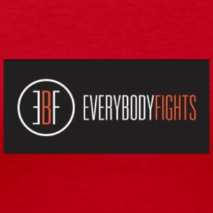 EVERYBODYFIGHTS - Women's Long Sleeve Jersey T-Shirt