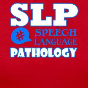speech language pathologist shirt - Women's Long Sleeve Jersey T-Shirt