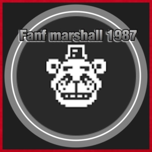 Fnaf marshall 1987 shirt - Women's Long Sleeve Jersey T-Shirt