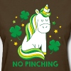 Unicorn No Pinching - Women's T-Shirt