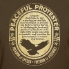 First Amendment Protester - Women's T-Shirt