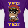 M. Bison - Yes  - Women's T-Shirt