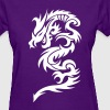 Dragon Tribal Tattoo 10 - Women's T-Shirt