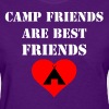 heart tent - Women's T-Shirt