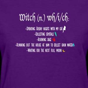 Witch Definition