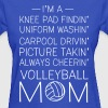 Volleyball Mom Checklist - Women's T-Shirt