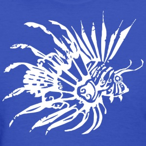 Beautiful fish - Women's T-Shirt