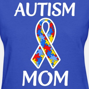 Autism Mom Shirt - Autism awareness shirt