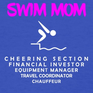 Swim Mom - Women's T-Shirt