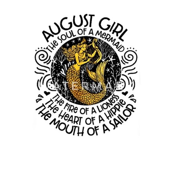 August Mermaid
