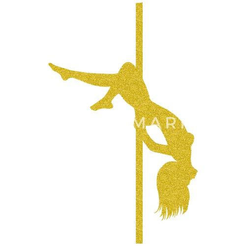 Stripper - Pole Dancer - Nude - Sexy - Strip Club By Humor  Spreadshirt-2408