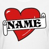 Love Open Name Tattoo - Women's T-Shirt