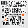 Kidney Cancer Awareness Walk - Women's T-Shirt