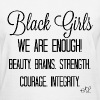 Empowering Black Girls Tees - Women's T-Shirt