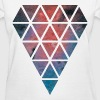 Galaxy Diamond - Women's T-Shirt