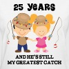 Funny 25th Anniversary - Women's T-Shirt