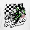 Motocross - Moto Cross - MX - Supercross - SX - Women's T-Shirt