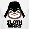 Sloth Wars - Women's T-Shirt