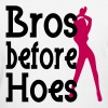 Bros before Hoes Design - Women's T-Shirt