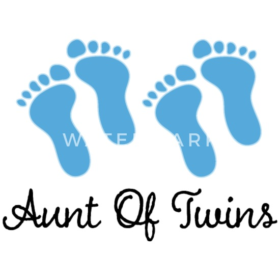 f28aaa9ac3d4 Aunt of Twin Boys Gift Women's T-Shirt | Spreadshirt