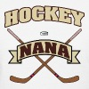 Hockey Nana - Women's T-Shirt