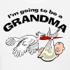 I'm Going To Be A Grandma - Women's T-Shirt