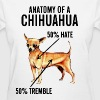 Anatomy of a Chihuahua - Women's T-Shirt