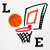 Love Basketball - Women's T-Shirt