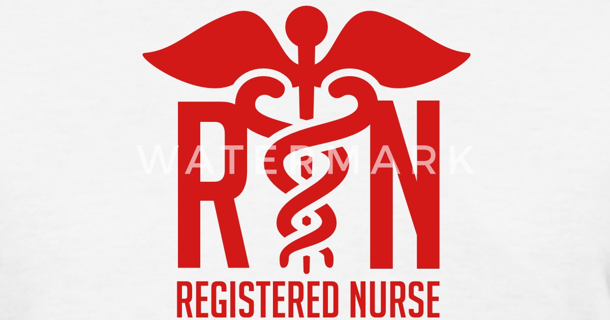 nurse shirt rn registered nurse by robinlund spreadshirt