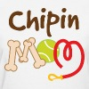 Chipin Dog Mom Gift - Women's T-Shirt