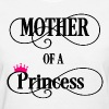 Mother of a Princess - Women's T-Shirt