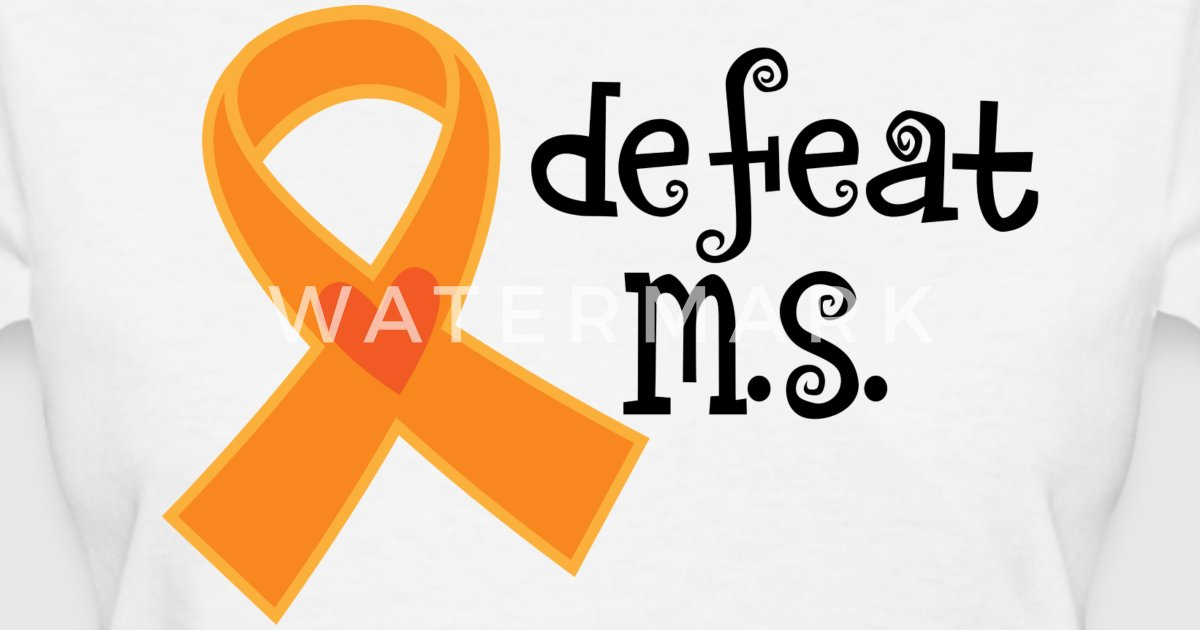 Multiple Sclerosis Ms By Homewiseshopper Spreadshirt